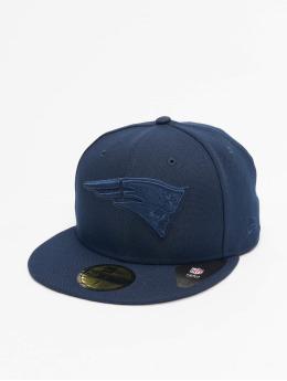 New Era Fitted Cap NFL New England Patriots Tonal 59fifty niebieski