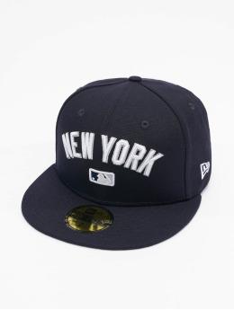 New Era Fitted Cap MLB New York Yankees Team 59Fifty  niebieski