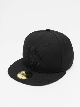 New Era Fitted Cap NBA Boston Celtics 59Fifty schwarz