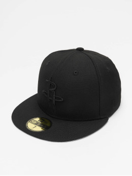 New Era Fitted Cap NBA 59Fifty Houston Rockets schwarz