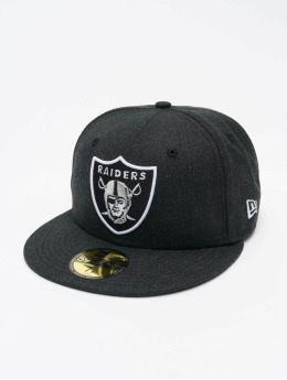 New Era Fitted Cap NFL Las Vegas Raiders 59Fifty schwarz