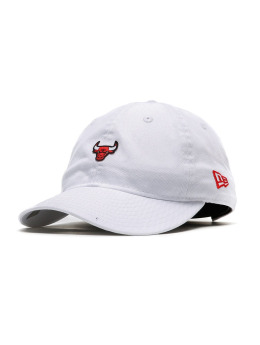 New Era Fitted Cap NBA Unstructured 9Fifty Chicago Bulls weiß