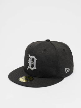 New Era Fitted Cap MLB Detroit Tigers Shadow Tech 59fifty zwart