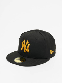 New Era Fitted Cap MLB NY Yankees League Essential 59Fifty zwart