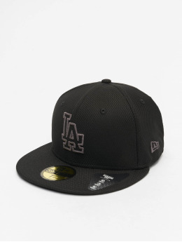 New Era Fitted Cap MLB LA Dodgers Diamond Era Essential 59Fifty zwart