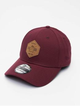 New Era Flexfitted Cap Colour Essential 39Thirty èervená