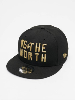 New Era Flexfitted Cap NBA20 Toronto Raptors City Alt EM 9Fifty  èierna