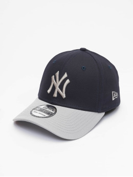New Era Flexfitted Cap MLB NY Yankees League Essential 39Thirty èierna
