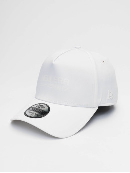New Era Flexfitted Cap Tech Seam 39thirty bialy