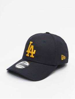 New Era Flexfitted Cap MLB La Dodgers League Essential 39Thirty blauw