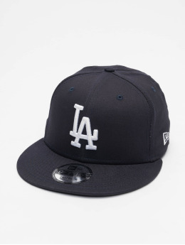 New Era Flexfitted Cap 9Fifty Essential LA Dodgers blauw