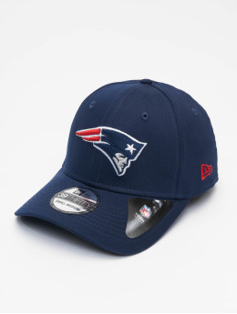 New Era Flexfitted Cap NBA New England Patriots League Eshortsleeveentl 39thirty blu