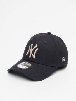 New Era Flexfitted Cap MLB NY Yankees League Essential 39Thirty blue