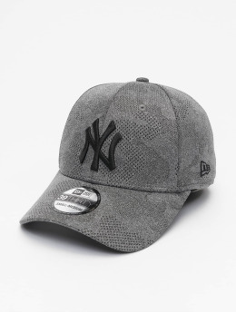 New Era Flexfitted Cap MLB NY Yankees Engineered Plus 39Thirty czarny