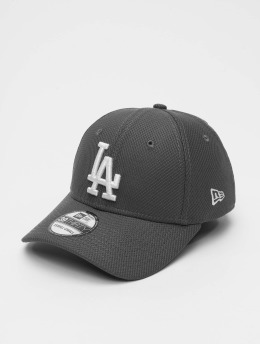 New Era Flexfitted Cap Diamond Era 39thirty grau