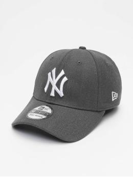 New Era Flexfitted Cap MLB NY Yankees Essential 39Thirty  grau