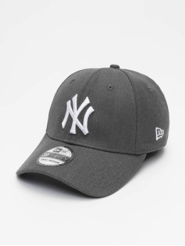 New Era Flexfitted Cap MLB NY Yankees Essential 39Thirty  grigio