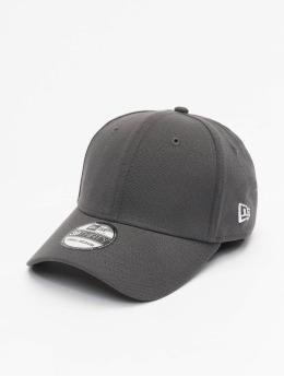 New Era Flexfitted Cap Basic  grijs