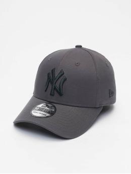 New Era Flexfitted Cap Mlb Properties New York Yankees League Essential 39thirty grijs