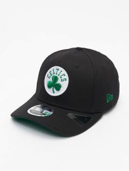 New Era Flexfitted Cap Team Stretch 9Fifty Boston Celstics grün