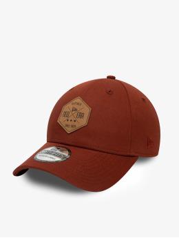 New Era Flexfitted Cap Colour Essential 39Thirty  marrone