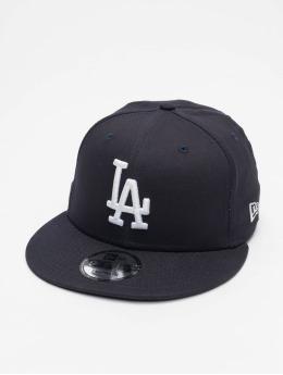 New Era Flexfitted Cap 9Fifty Essential LA Dodgers niebieski