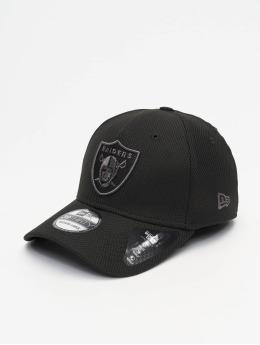 New Era Flexfitted Cap NFL Oakland Raiders Team 39thirty noir
