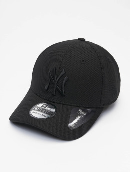 New Era Flexfitted Cap MLB NY Yankees Diamond Era 39thirty noir