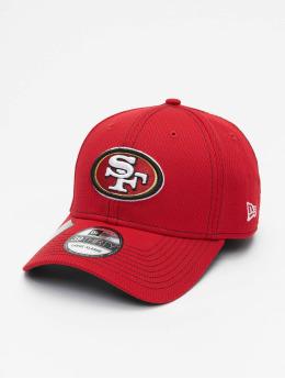 New Era Flexfitted Cap NFL San Francisco 49ers 39Thirty rød
