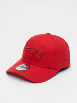 New Era Flexfitted Cap NFL New England Patriots Team Tonal 39thirty rosso