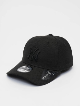 New Era Flexfitted Cap MLB New York Yankees Diamond Era 39thirty Flexfitted Cap schwarz