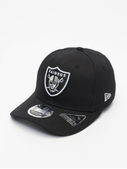 New Era Flexfitted Cap Team Stretch 9Fifty Las Vegas Raiders schwarz