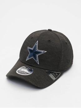 New Era Flexfitted Cap NFL Dallas Cowboys Total Shadow Tech 9Fifty  schwarz