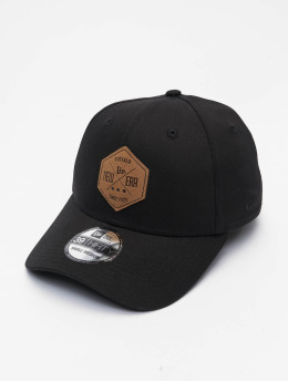 New Era Flexfitted Cap NE Colour Essential 39Thirty  schwarz