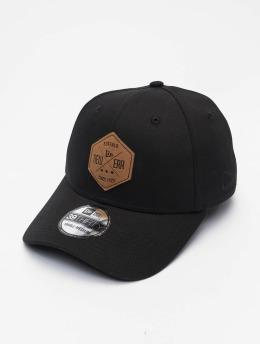 New Era Flexfitted Cap NE Colour Essential 39Thirty  schwarz