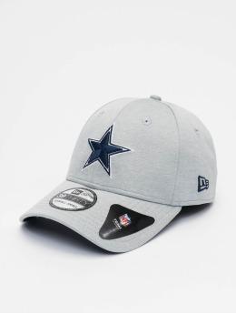 New Era Flexfitted Cap NFL Dallas Cowboys Shadow Tech 39thirty szary