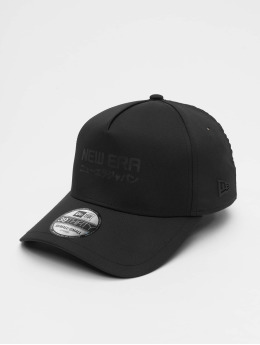 New Era Flexfitted Cap Tech Seam 39thirty zwart