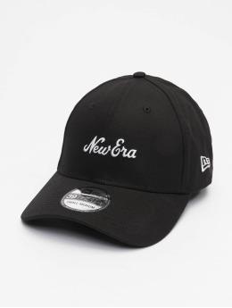 New Era Flexfitted Cap 39Thirty  zwart
