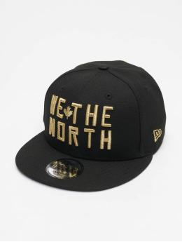 New Era Flexfitted Cap NBA20 Toronto Raptors City Alt EM 9Fifty  zwart