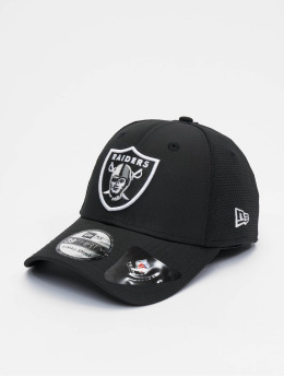 New Era Flexfitted-lippikset NFL Oakland Raiders Featherweight 39thirty musta