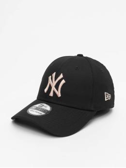 New Era Flexfitted-lippikset  MLB NY Yankees League Essential 39Thirty  musta