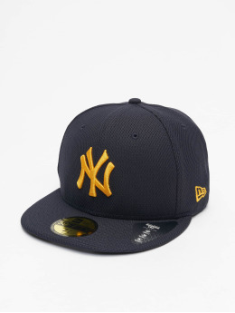 New Era Gorra plana MLB NY Yankees Diamond Era 59Fifty azul