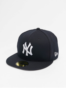 New Era Gorra plana MLB NY Yankees negro