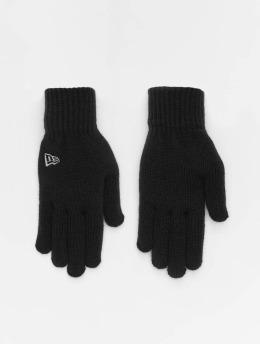 New Era handschoenen Essential  zwart