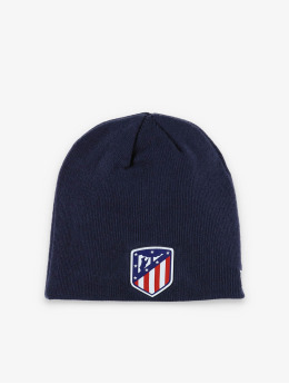 New Era Hat-1 Atletico Madrid Skull Knit blue