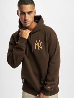 New Era Hettegensre MLB NY Yankees Oversized Seasonal Color  brun