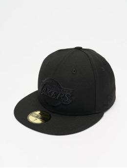 New Era Hip hop -lippikset NBA LA Lakers 59Fifty musta