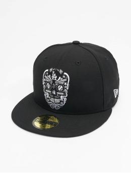 New Era Hip hop -lippikset Mlb Properties Los Angeles Dodgers musta