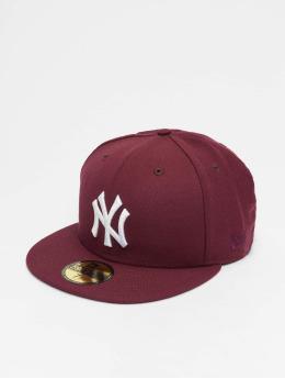 New Era Hip hop -lippikset MLB NY Yankees 59Fifty punainen