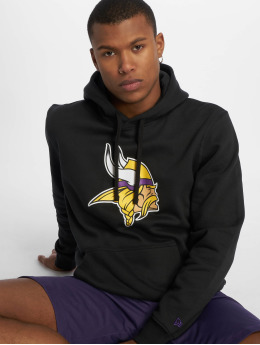 New Era Hoodie Team Minnesota Vikings Logo black